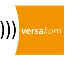 Versakom Service Logo