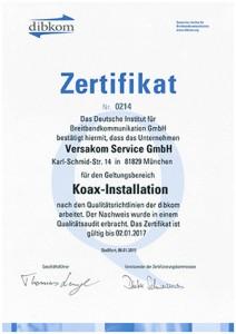Dibkom_Zertifikat Koax_Thumb_2015-01-08